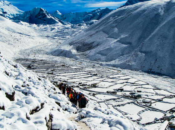 A Complete Guide to Everest Base Camp Trek