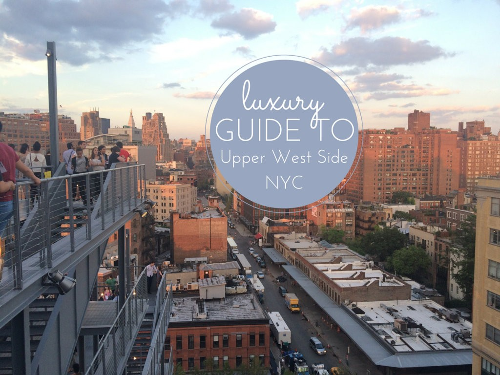 As part of the Backpacker's Boutique here is a Luxury Guide to Manhattan, NYC. Check out all the best luxury travel tips for Manhattan.