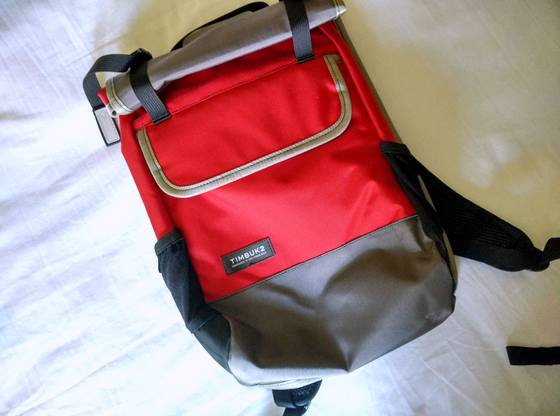 Timbuk2 eco friendly travel