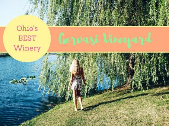 gervasi vineyard top wineries in ohio