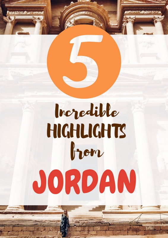 jordan top 5 things to do