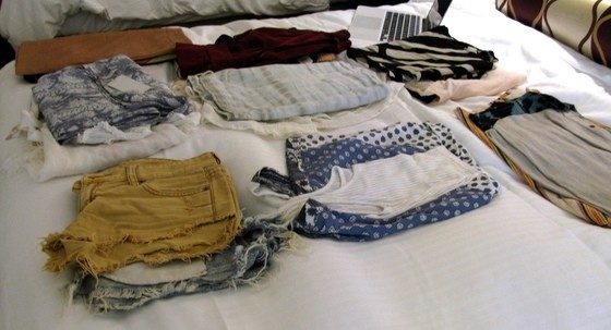 Vegas Outfits   One week in Vegas Packing Guide