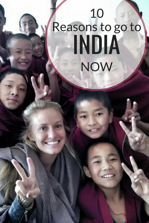 India 10 reasons to go