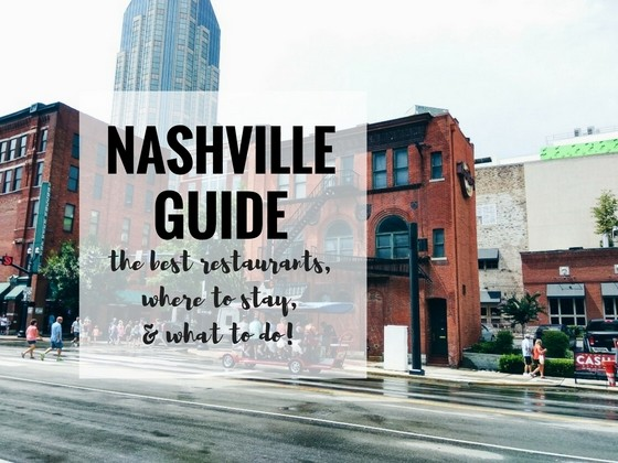 little guide to nashville