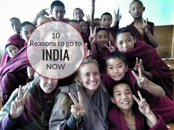 reasons to book a trip to india now