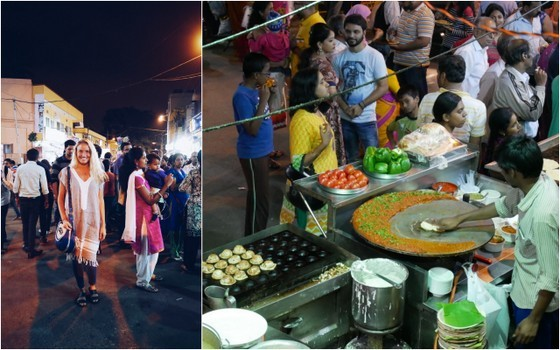 My Little Weekend Guide to Bangalore vv puram street