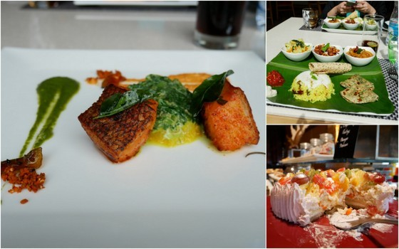 My Little Weekend Guide to Bangalore feast sheraton