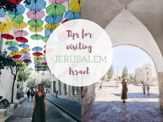 What it's like visiting Jerusalem, Israel