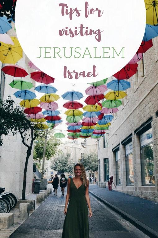 What it's like visiting Jerusalem, Israel
