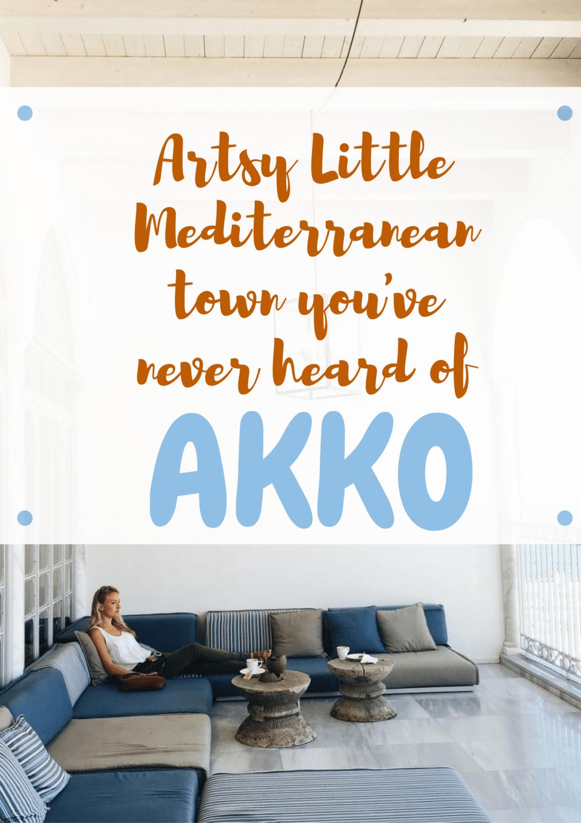 Akko acre isreal