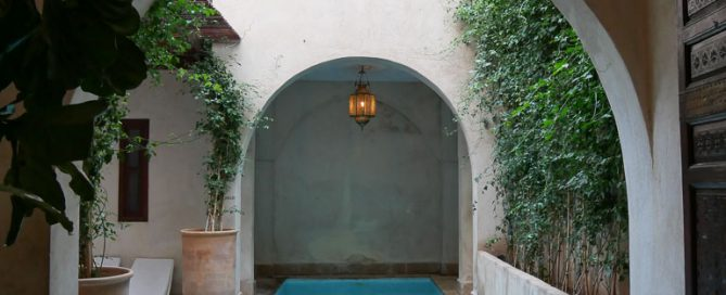 El Fenn Hotel Review, Marrakesh