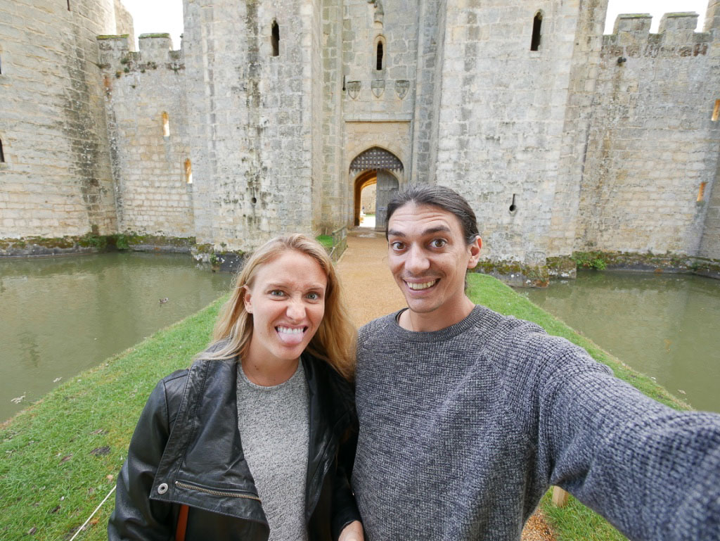 Two weeks in England
