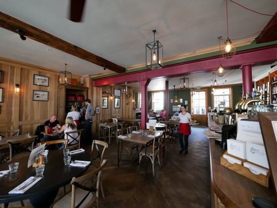 Grazing Goat Hotel Review London