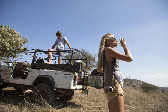 Is Golan Heights Safe to Visit