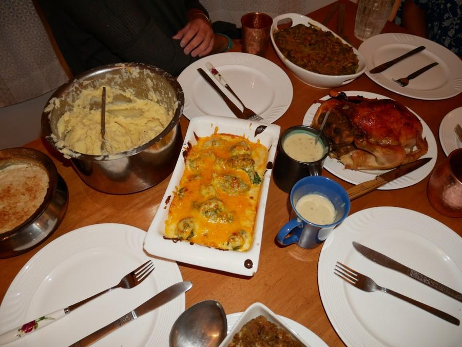 thanksgiving in goa