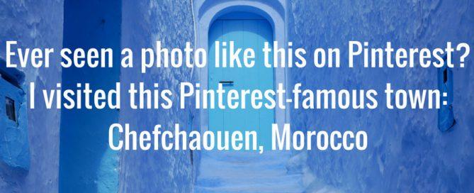 all blue town on Pinterest chefchaouen