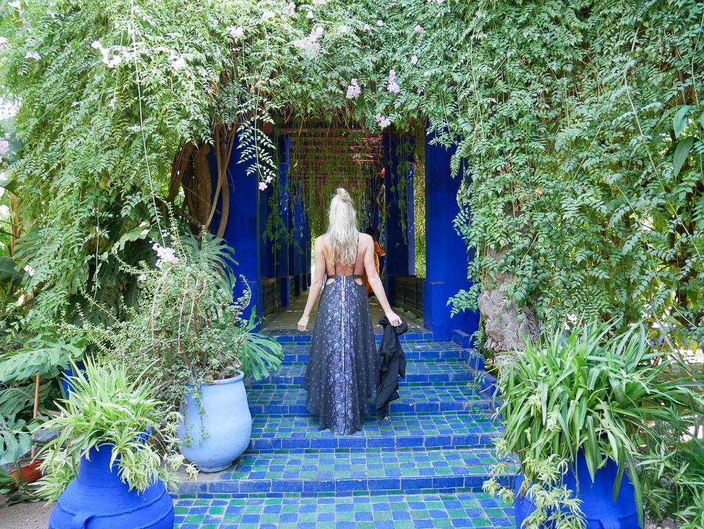 5 days in marrakesh