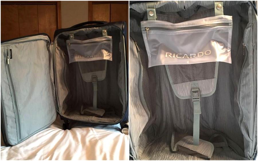 Luggage Review: Ricardo Beverly Hills Mar Vista
