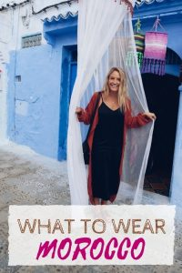 How to Dress in Morocco in a Way That is Stylish AND Appropriate
