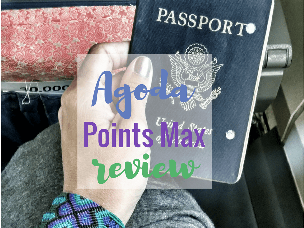 Agoda Points Max review
