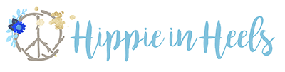 Hippie In Heels Mobile Logo