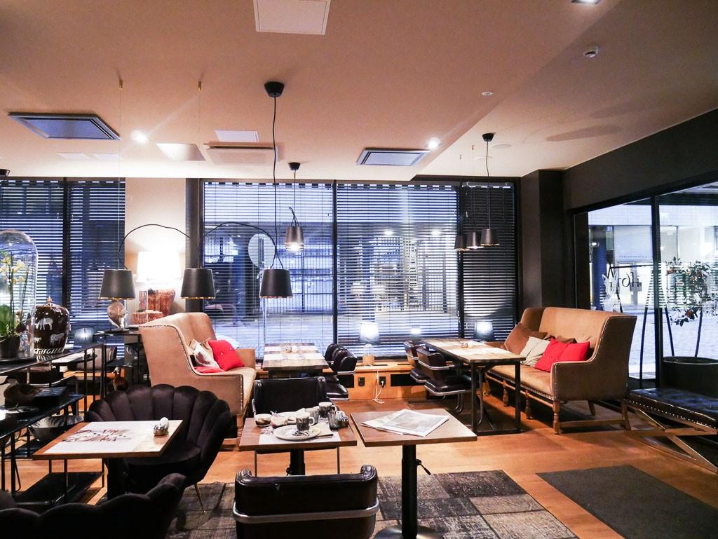 Hotel F6 Review, Helsinki