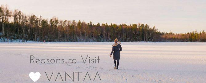 reasons to visit vantaa