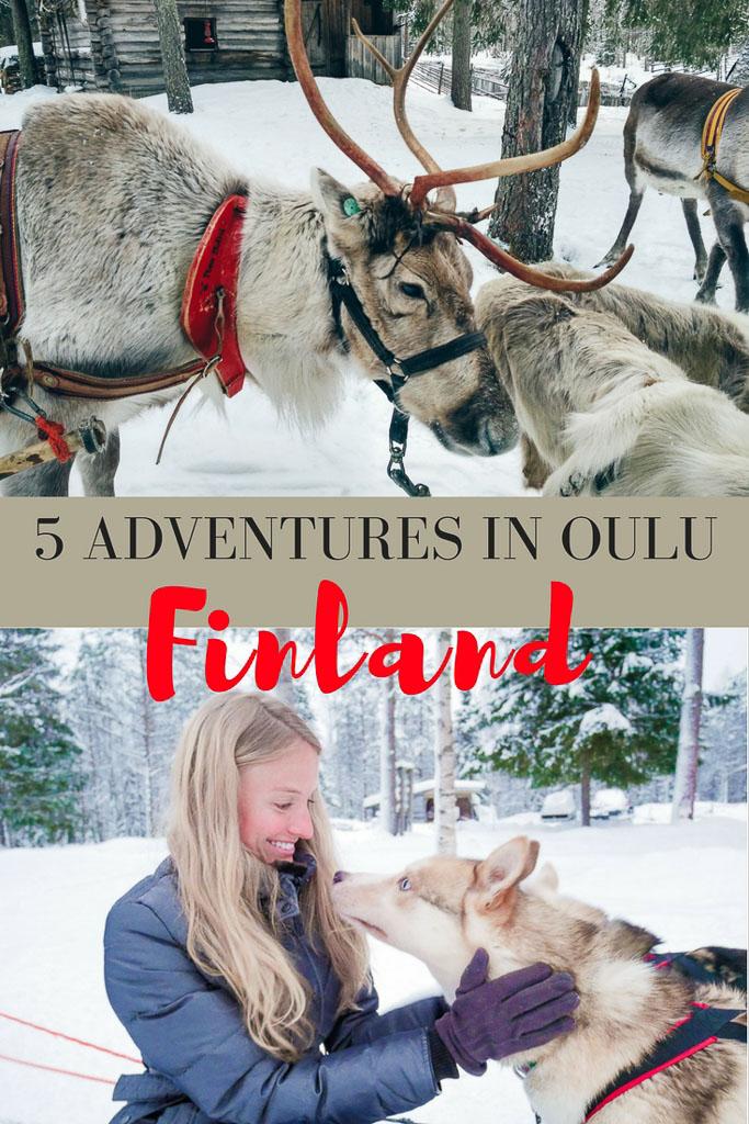 adventure in oulu