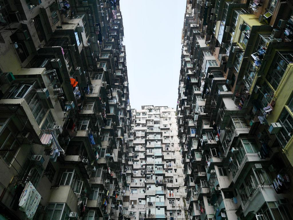 Montane Estate, Quarry Bay, Hong Kong