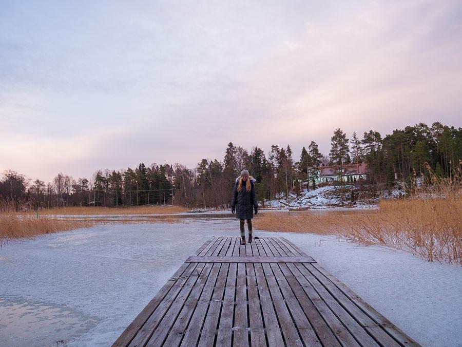nature near helsinki