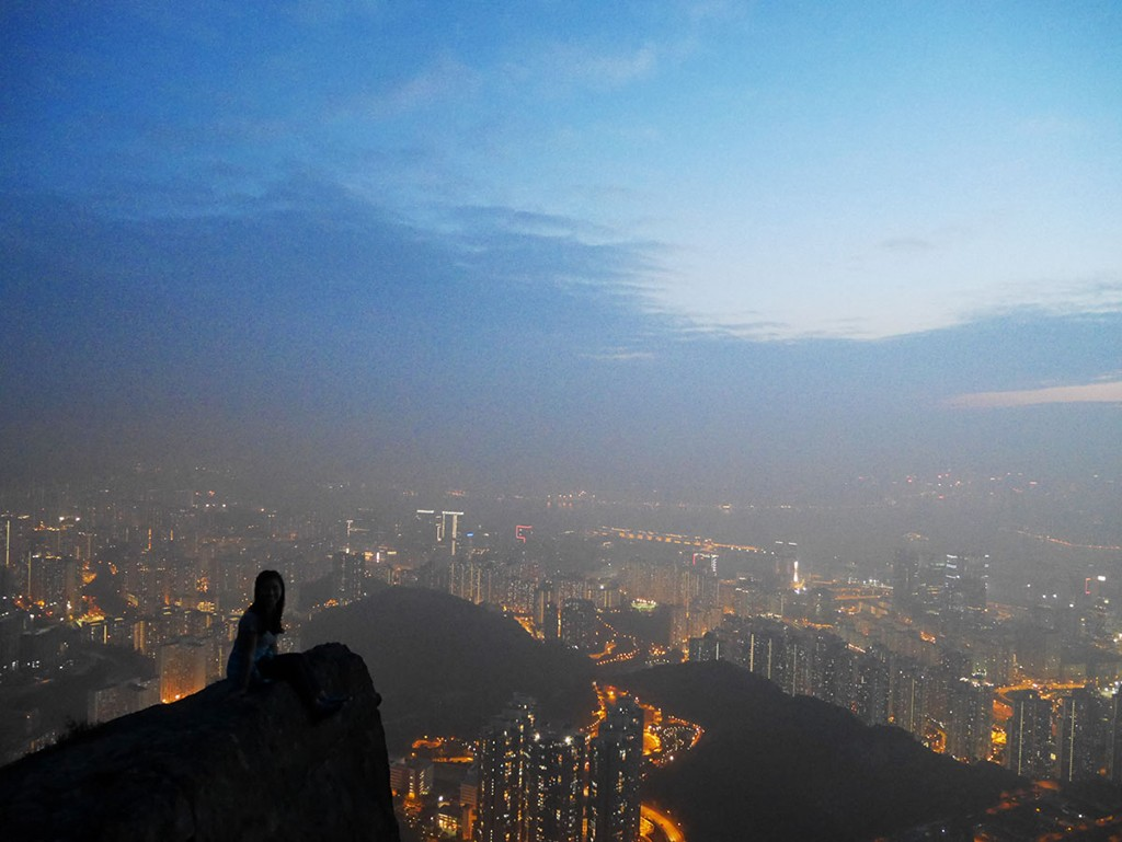 Suicide Cliff, Kowloon Peak, Hong Kong