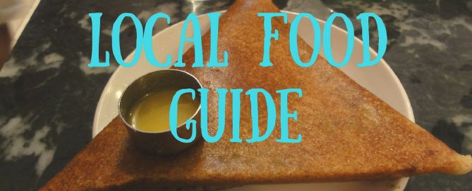 bangalore food guide