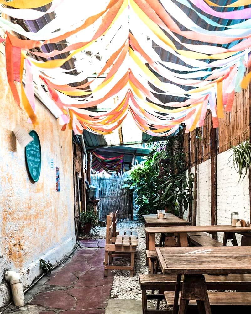 itanoni interior oaxaca mexico