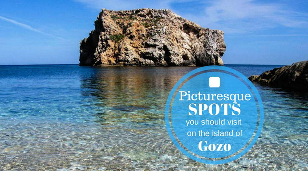 Picturesuq spots you should visit when on the island of gozo
