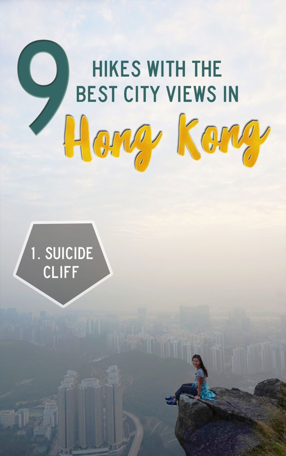 9 hikes with the best city views in Hong Kong