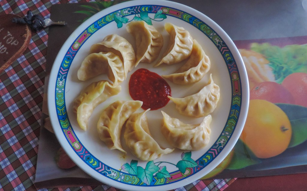 Momo's are a mouth watering delicacy, especially tasty whilst trekking in Nepal
