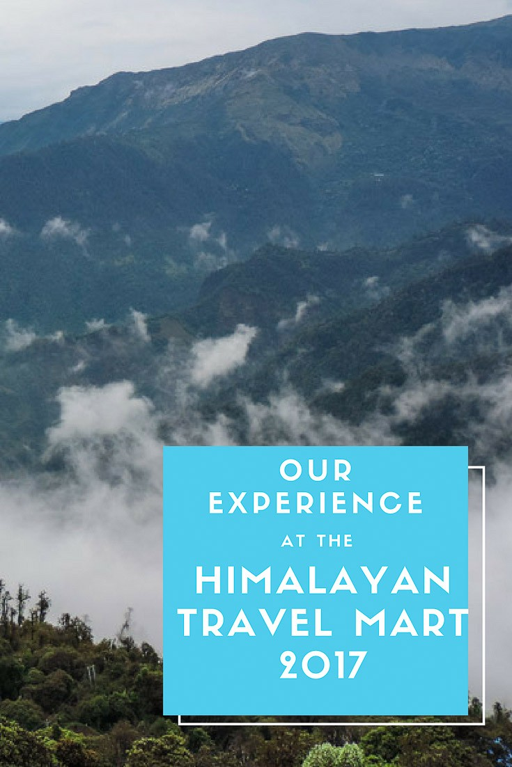 Our experience at the Himalayan Travel Mart 2017 - Pin