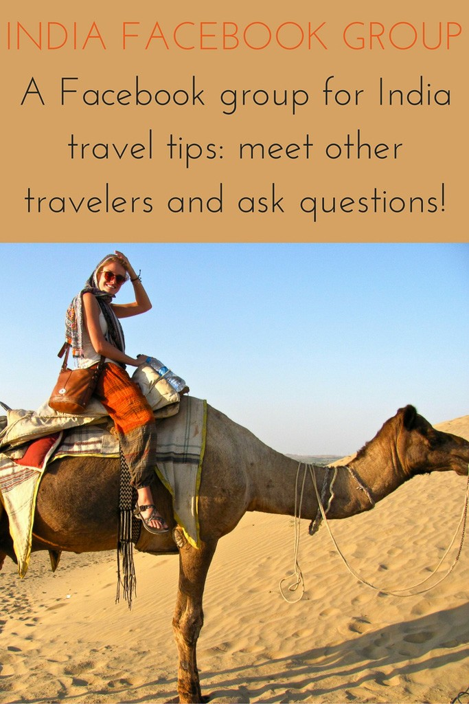 india travel tips facebook group
