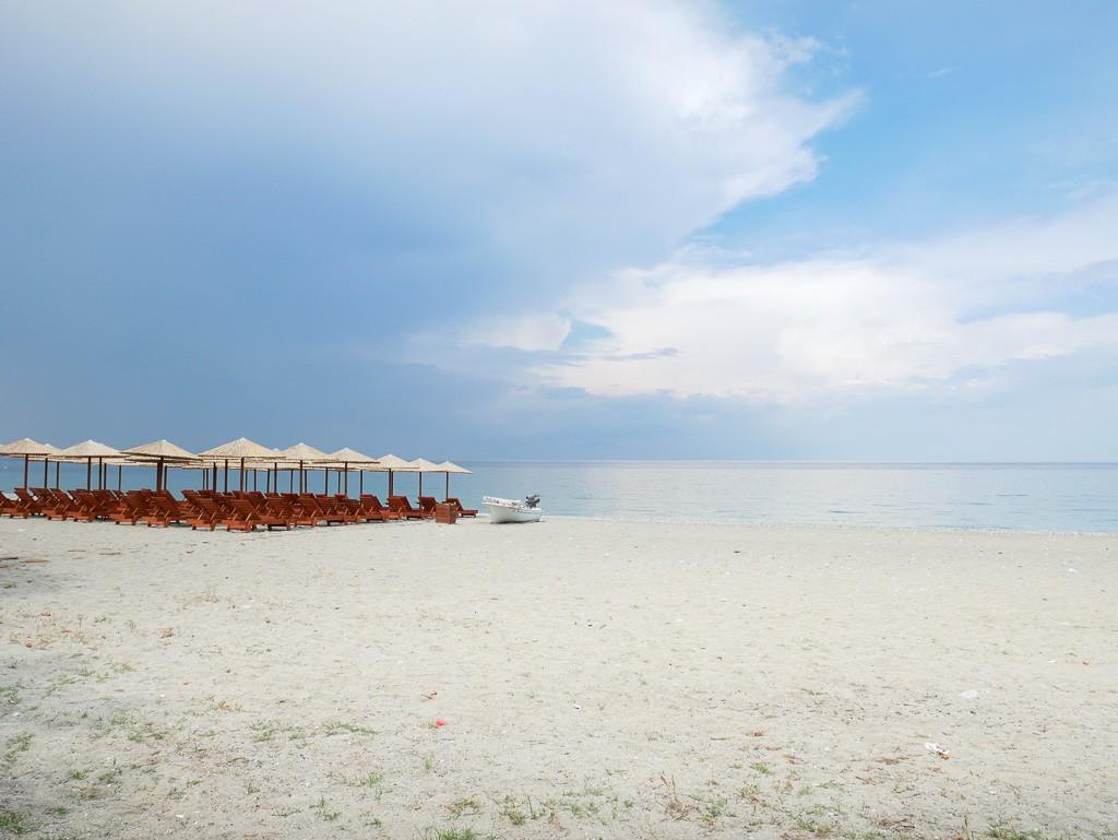 plaka beach greece