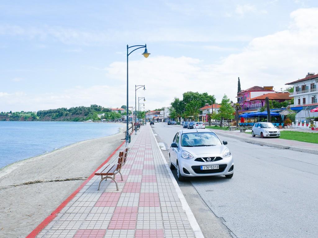 rental car greece sixt