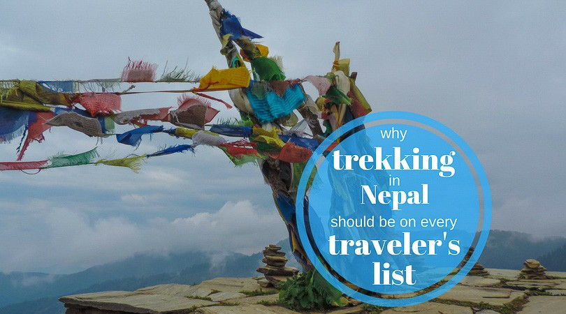 Why Trekking in Nepal should be on every traveler's list, featured image
