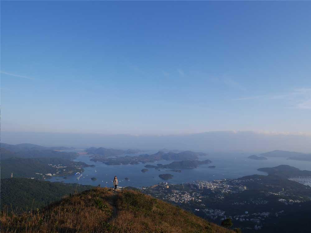 Sai Kung, MacLeHose trail stage 4, Hong Kong