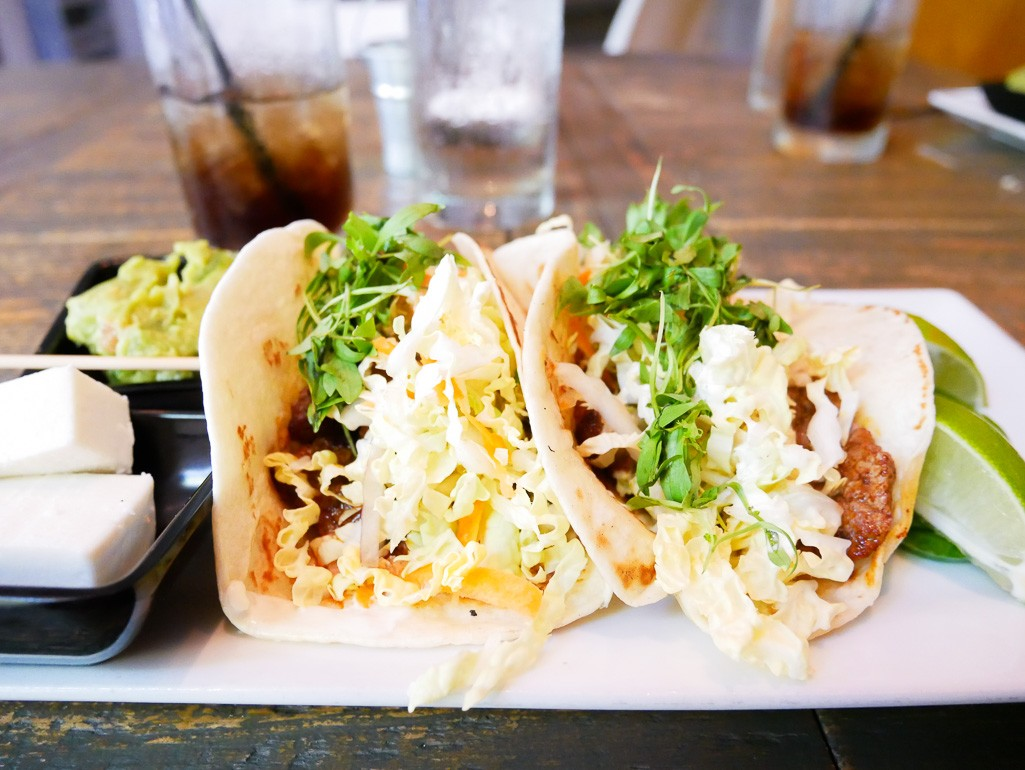 We also ate amazing tacos at Nine One Five which is ranked as one of the best restaurants in Key West.