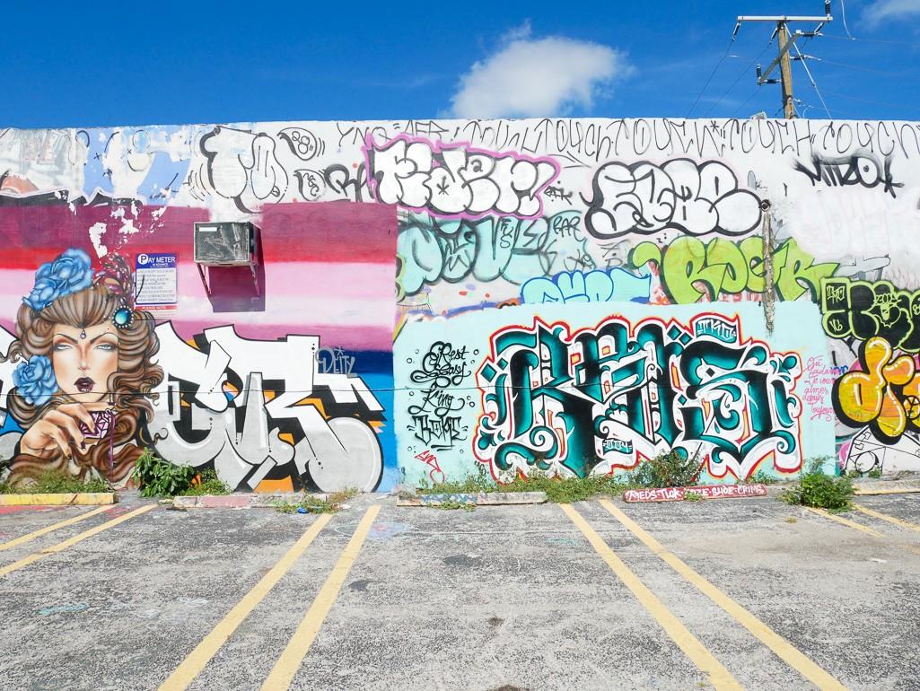 graffiti tour wynwood