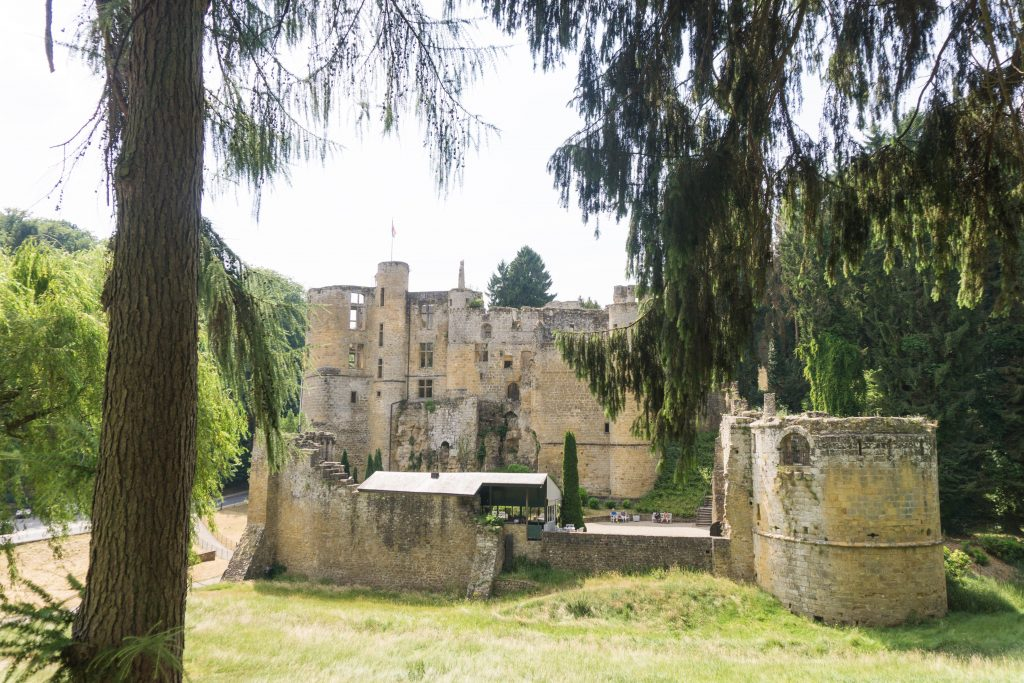 Things to see and do in Luxembourg: Visit the Castle of Beaufort