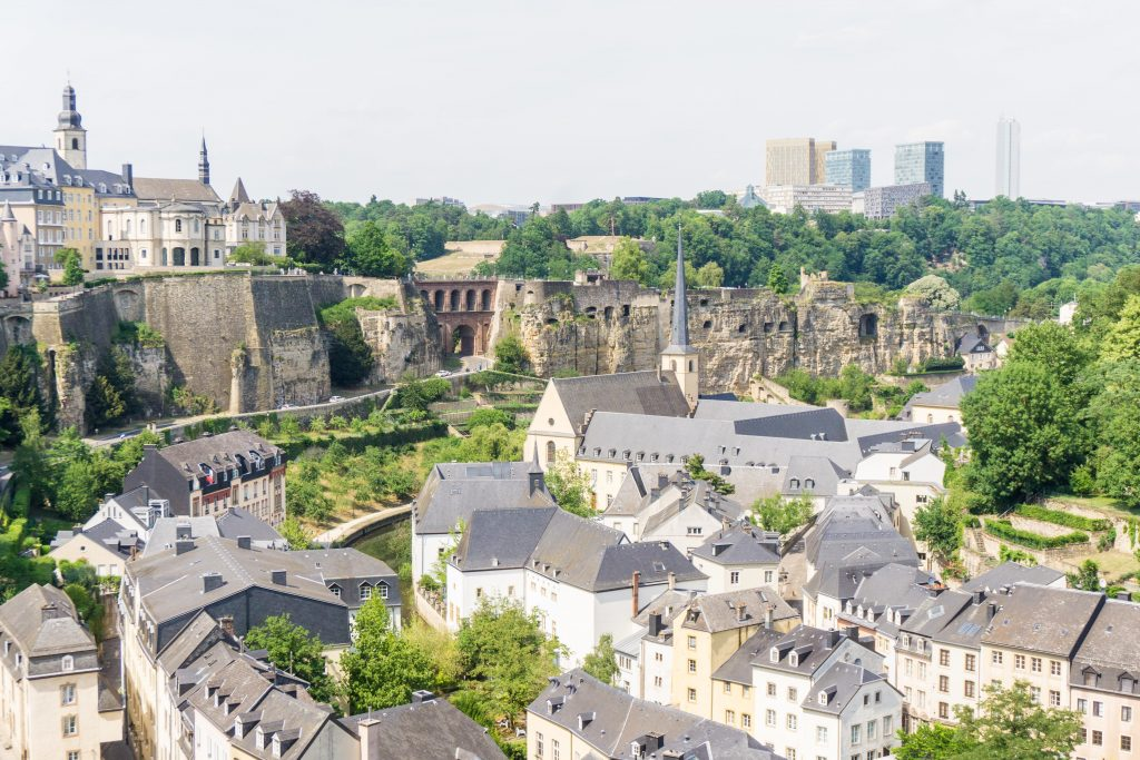 Things to see and do in Luxembourg: Bock Casemates