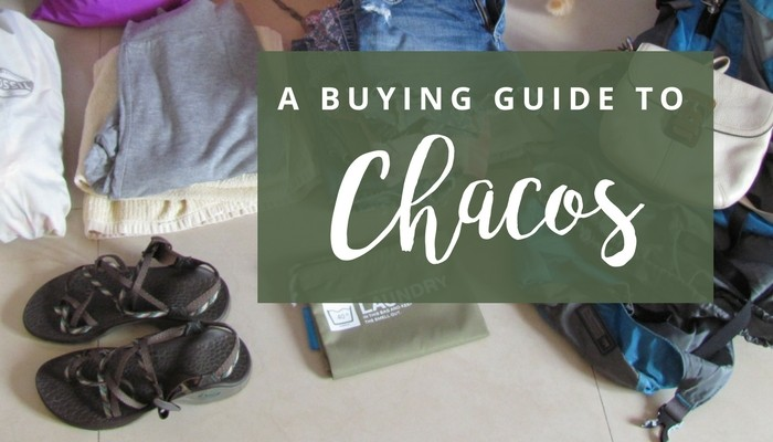 how to break in chacos