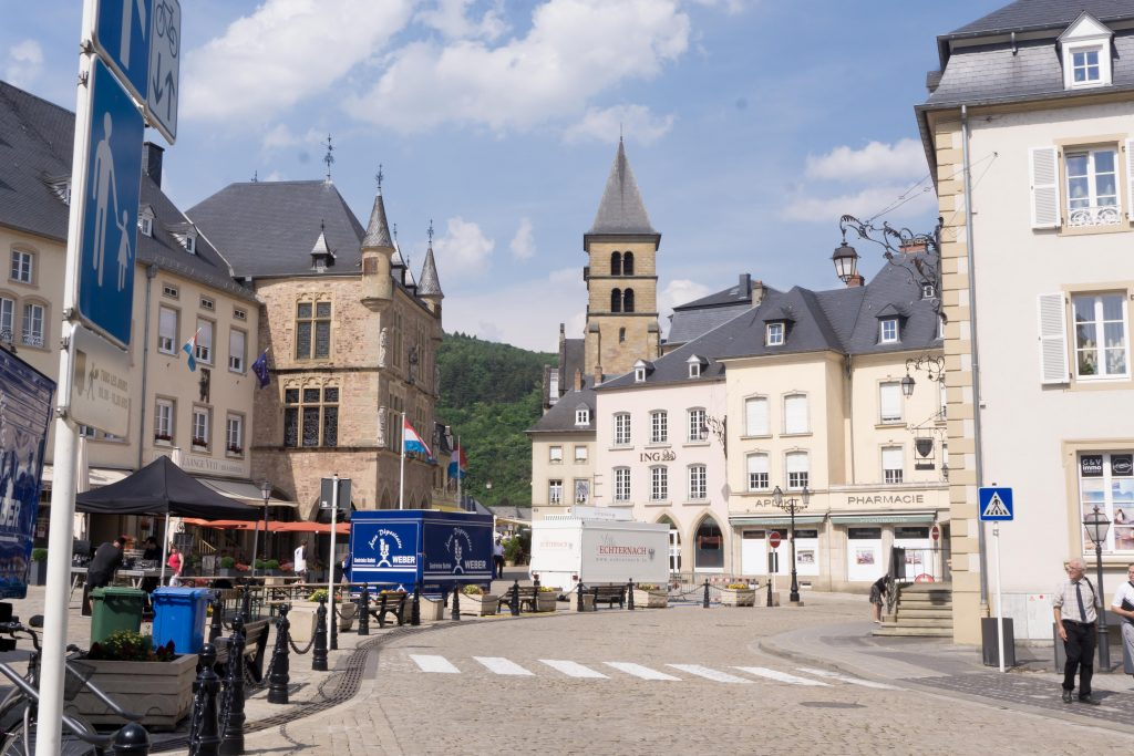 Things to see and do in Luxembourg: Visit Echternach