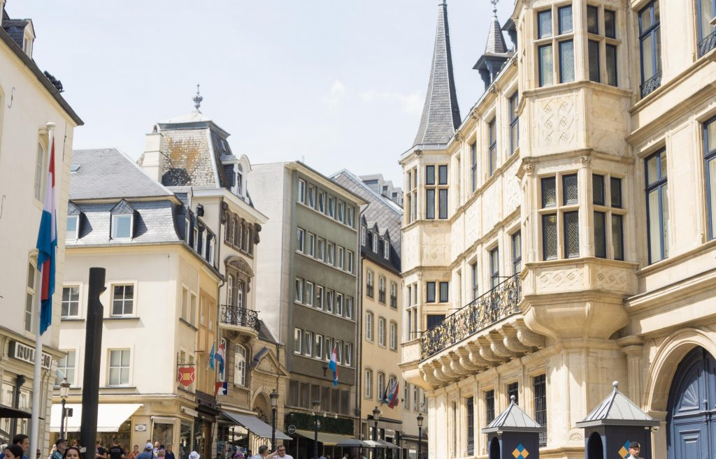 Things to see and do in Luxembourg: Visit the Grand Ducal Palace