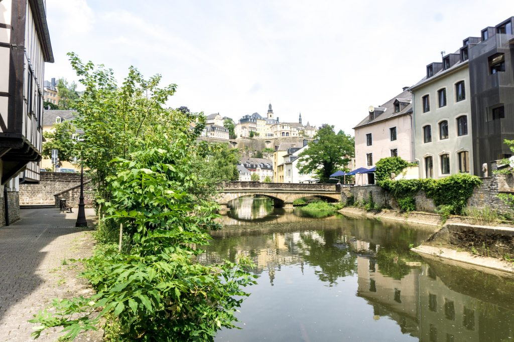 Things to see and do in Luxembourg: Wander through the Grund